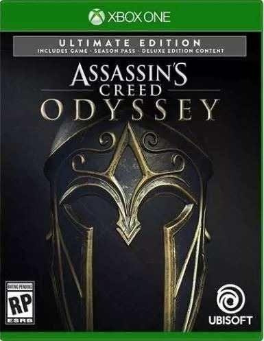 Assassins Creed Odyssey Ultimate Edition Xbox One Digital