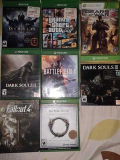 Xbox Juegos Originales