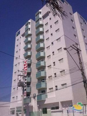 Apartamento Residencial Para Venda E Locação, Centro, Itanhaém - Ap0035. - Ap0035