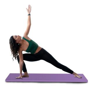 Colchonete Academia Yoga Abdominal Grosso 100x50 Eva 20mm