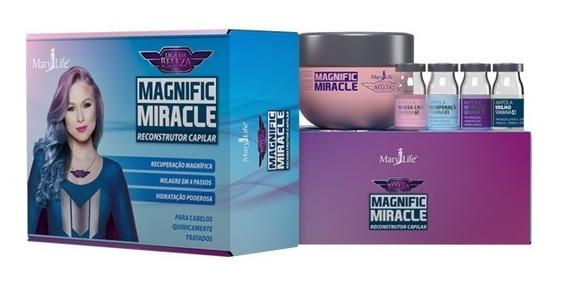 Kit Capilar Magnífic Miracle Mary Life # Original