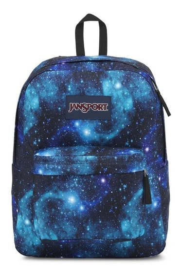 Zonazero Mochila Jansport Superbreak Galaxy
