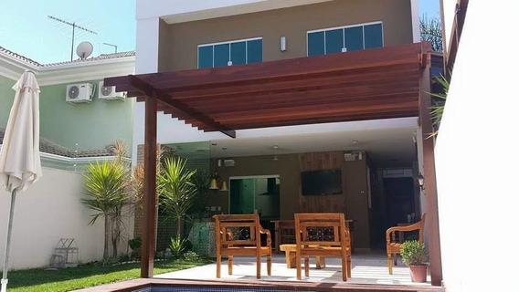 Casa 4 Quartos Em Camboinhas - Ca0485