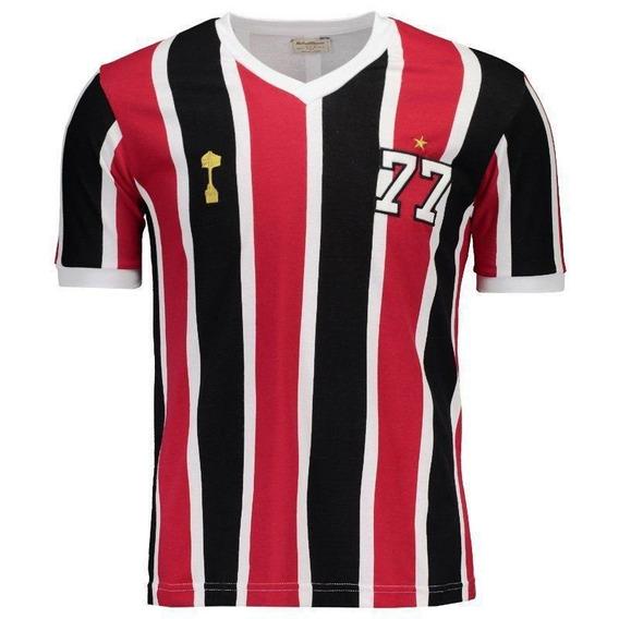 Camisa Retrômania São Paulo Away 1977