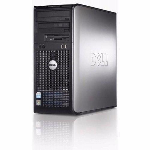 Cpu Dell Optiplex Core 2 Quad Mem 2gb Ddr3 Hd160gb