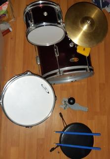 Bateria Musical Para Niños(as)