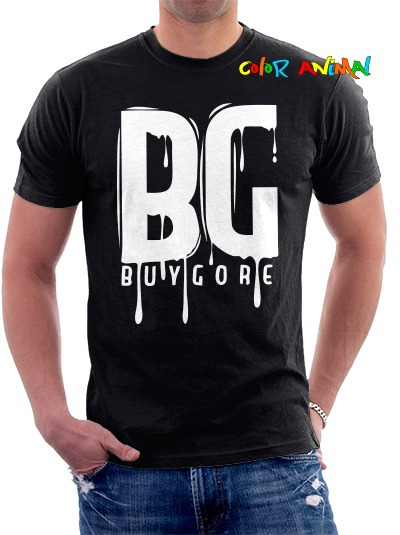 Remera Buygore Color Animal