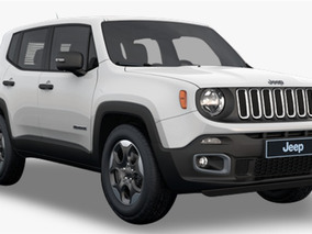 Renegade 1.8 16v Flex Custom 4p Manual