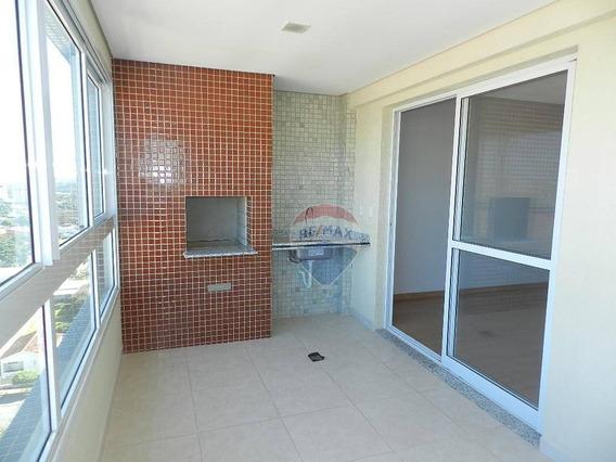 Apartamento No Residencial Itamaraty, Com 3 Suítes À Venda, 154 M² Por R$ 870.000 - Jardim Bela Vista - Nova Odessa/sp - Ap0145