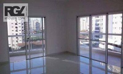 Apartamento Residencial À Venda, Boqueirão, Santos - Ap2305. - Ap2305