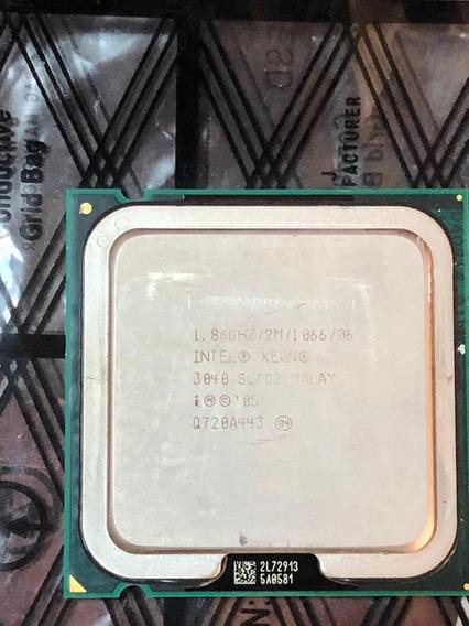Processador Intel Xeon 3040 1.86 Socket 775