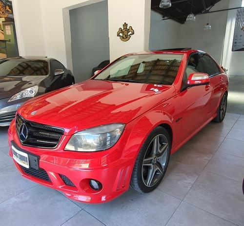 Mercedes-benz Clase C 2008 6.3 C63 Amg 457cv