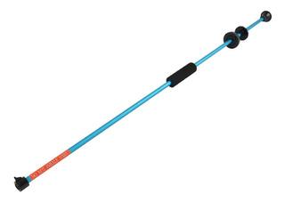Zarabatana Kantas Blow Gun 114cm 2 Partes Azul + 12 Dardos