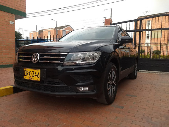 Volkswagen Tiguan Tiguan 1.4 Turbo Automática 2018