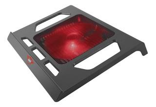 Base Refrigerante Gamer Trust Gxt 220 Kuzo 1 Ventilador Negr