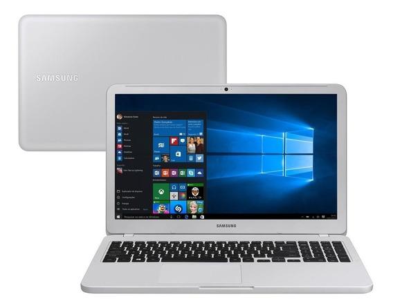Notebook Samsung Core I3-7020u 4gb 1tb Tela Full Hd 15.6