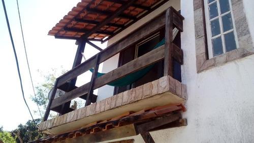Casa Com 3 Dormitórios À Venda, 70 M²  - Sapê - Niterói/rj - Ca1043