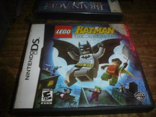 Nintendo Ds Batman Lego