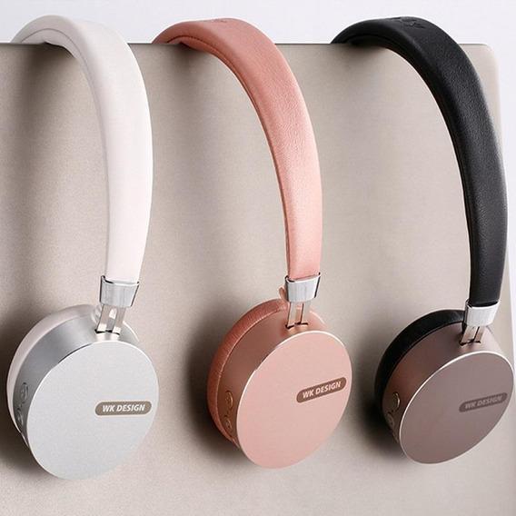 Headphone Wk Bp200 Bluetooth 4.2