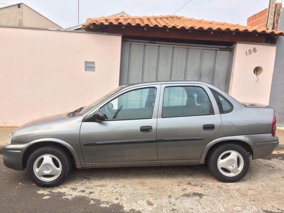 Corsa Classic Sedan 2003/2004, Vhc 1.0, Gasolina, Cinza