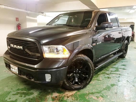 Ram 2016 Camioneta Blindada Nivel 3 Plus Laramie Limited