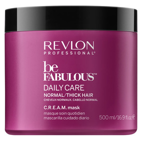 Revlon Professional Be Fabulous C.r.e.a.m Máscara - 500ml