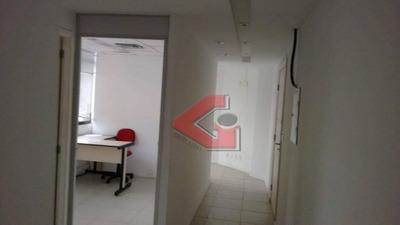 Sala Comercial À Venda, Centro, São Bernardo Do Campo. - Sa0308
