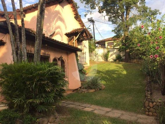 Casa Residencial À Venda, Maria Paula, Niterói. - Ca0898