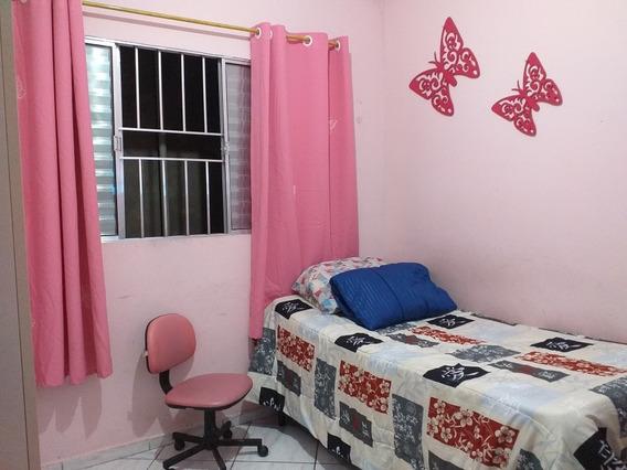 Sobrado 3 Dormitórios Sendo Uma Suite, 2 Banheiros