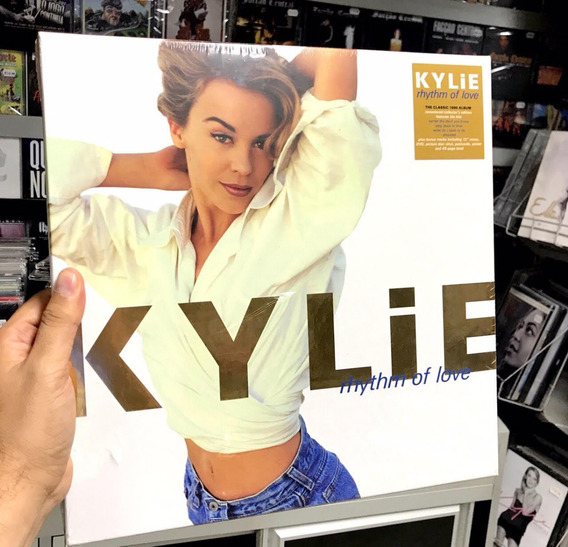 Kylie Minogue - Rhythm Of Love Collectors Edition (new Lp 2c