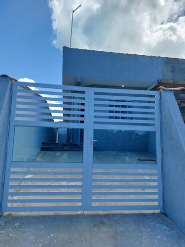 Casa Para Venda Em Itanhaém, Jardim Coronel, 2 Dormitórios, 1 Suíte, 1 Banheiro, 1 Vaga - It931_2-1167684