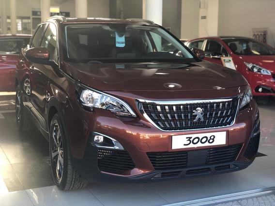 Peugeot 3008 Allure 1,6 Thp Tiptronic 0k Contado $ 2.757.182