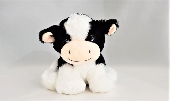 Vaca De Pelúcia - 20 Cm
