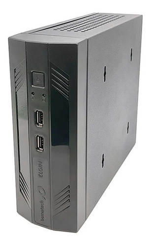 Imagem 1 de 3 de Mini Computador Bematech Elgin Rc-8400n Zion 4gb Ssd120gb
