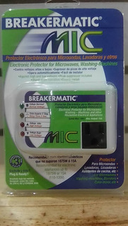 Protector Electronico P/ Microondas Breakermatic