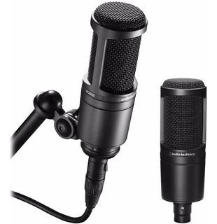 Microfono Condenser Audio Technica At2020 - Oddity