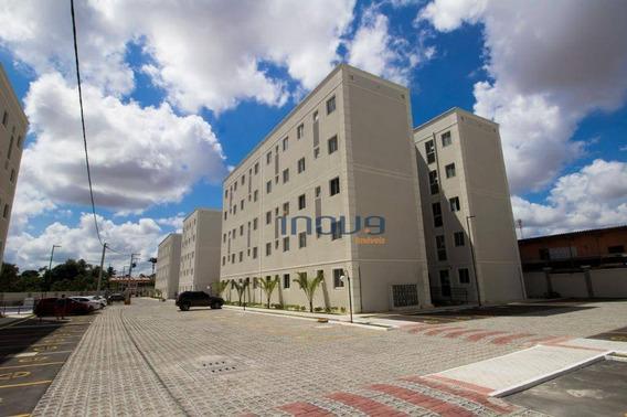 Apartamento No Mondubim 1º Locação - Ap0863