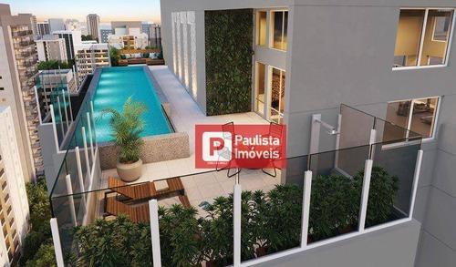 Apartamento Com 2 Dormitórios À Venda, 72 M²  - Chácara Santo Antônio (zona Sul) - São Paulo/sp - Ap30638