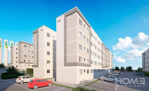 Imagem 1 de 16 de Apartamento À Venda, 43 M² Por R$ 165.000,00 - Comendador Soares - Nova Iguaçu/rj - Ap1139