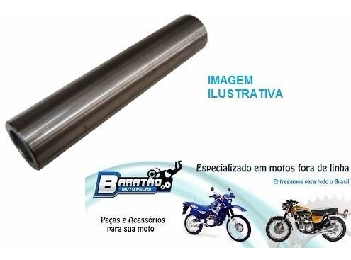 Bucha Interna Cubo Roda Traseira Honda Nxr Bros 125 150