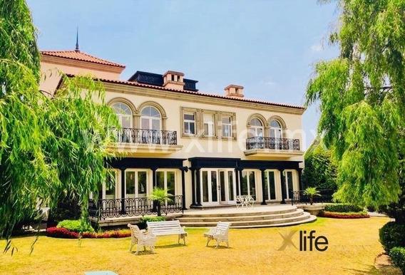 Rento Exclusiva Residencia En Fuentes D Elas Lomas