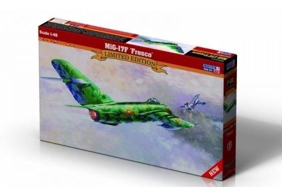 Avion Mig-17f Fresco Mistercraft 1/48 Supertoys Envios