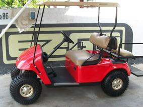 Carrito Ez-go Tipo Txt Electrico Para 4 Pasajeros Impecable!