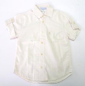 Camisa Social Infantil Masculino - Claire Des Anges