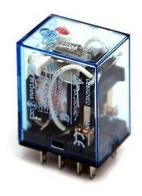Relé Eletromecânico 220v 2na + 2nf 5a My2n-j Ac220/240 Omron