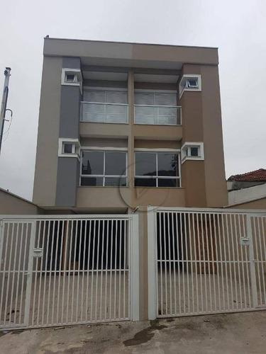 Sobrado Com 3 Dormitórios À Venda, 140 M² Por R$ 550.000,00 - Vila América - Santo André/sp - So0779