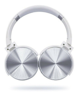 Audífono Bluetooth 550bt Súper Bajos (fm/mp3/auxiliar)