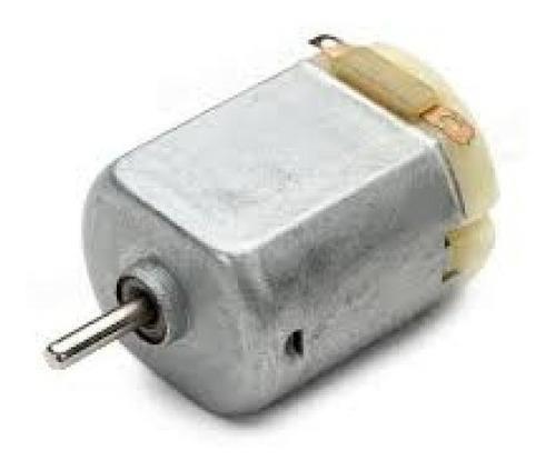 Motor Dc 3v-6v Para Proyectos De Electrónica