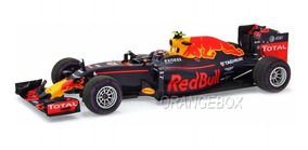 F1 Red Bull Rb12 Max Verstappen Monaco 2016 1:18 Minichamps