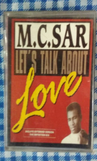 Cassette Mc Sar-let